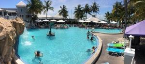 Dantes famous swim bar.